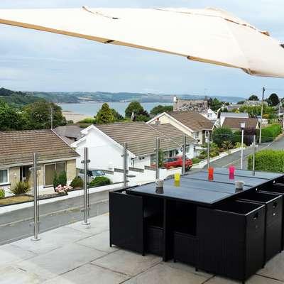 Am Byth - Luxury Cottage, Sea Views