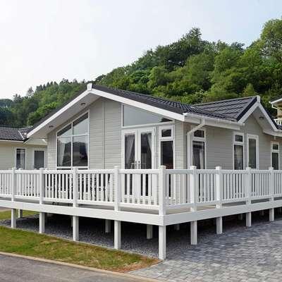 Ty Coed, Heritage Park - Luxury Lodge Near Beach
