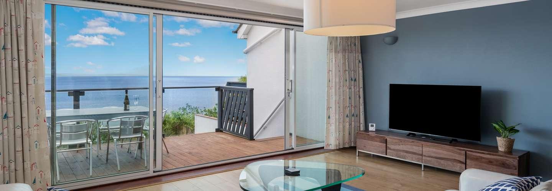 Cystanog Fach - Spectacular Sea Views, Balcony and Terrace, Parking - Spectacular Sea Views, Balconies, Parking