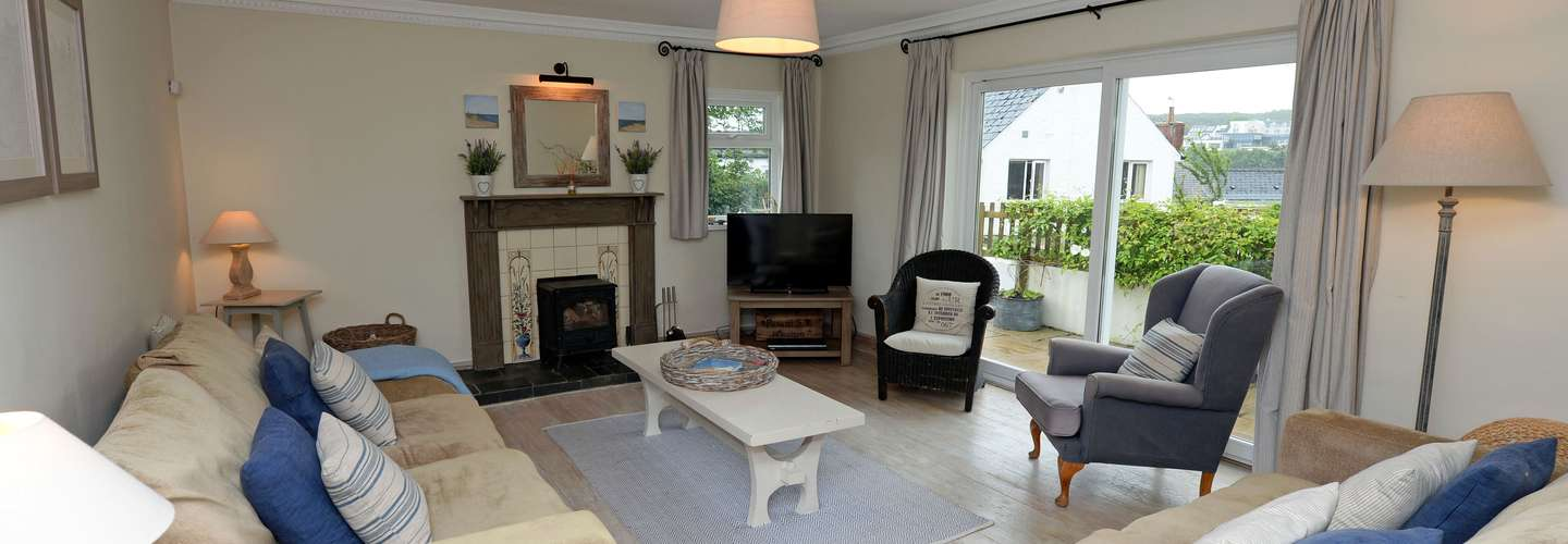 Wogan Lodge - Ty Cwtch - Saundersfoot Cottage