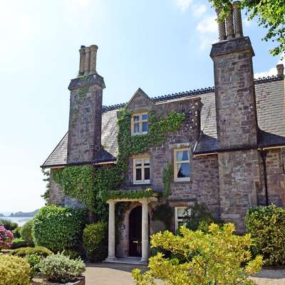 The Priory - Country Manor House, Log Burner, Sea Views, Pet Friendly  - Priory House